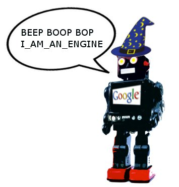 Google as a robot