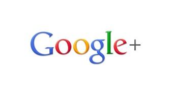 Google + old logo