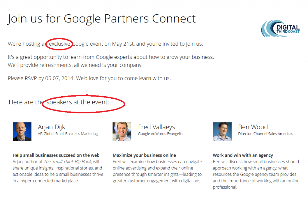 Google Partners Connect to… Sell Google?