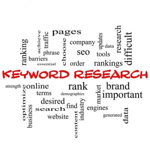 Common mistakes with keyword research strategy