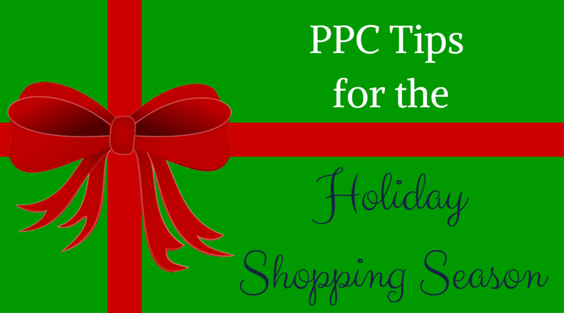 PPC Tips for the Holiday Shopping Season