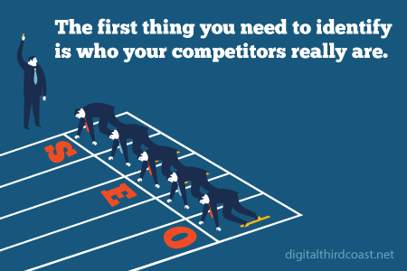 find your competitors
