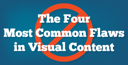 How to fix the most common mistakes in visual content marketing