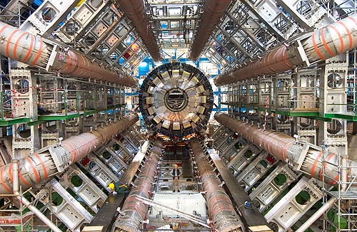 the hadron collider - not a simple idea