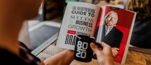 Magazine about entrepreneurs guide to success and business growth