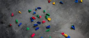 Google colors in paper airplanes