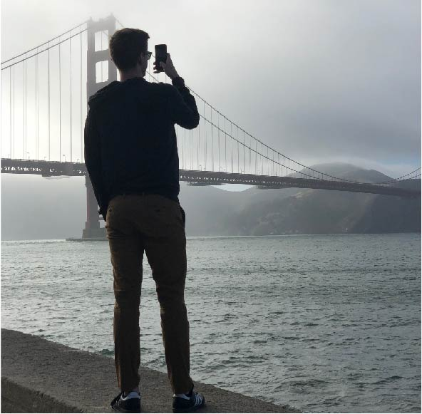 Curtis in San Francisco