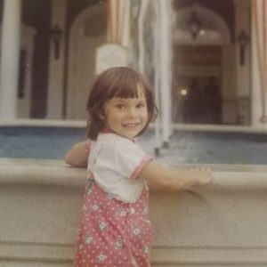 Michelle Mosenkis, childhood