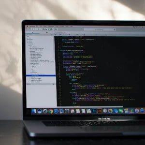 developer website coding