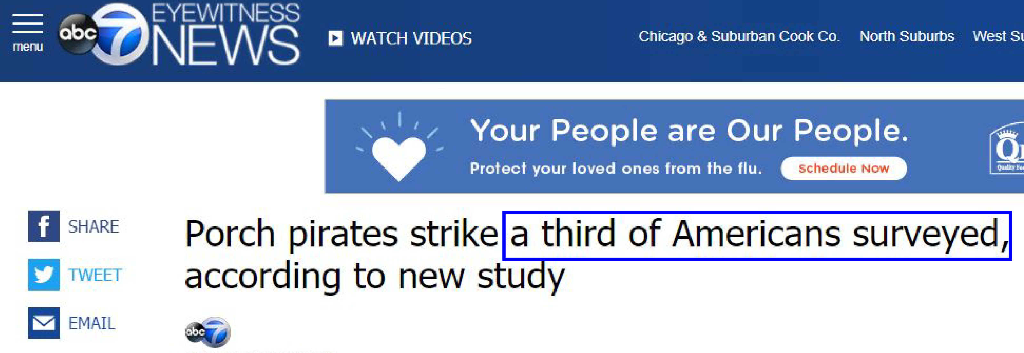 ABC7 news headline