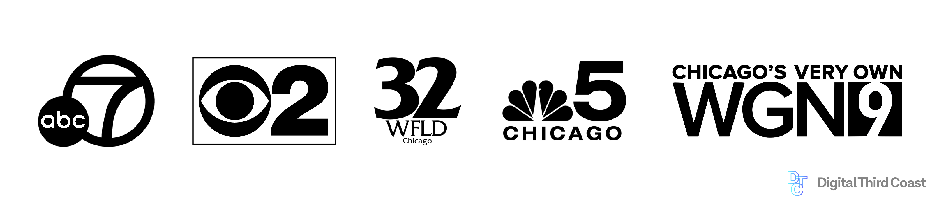 Chicago local television station names